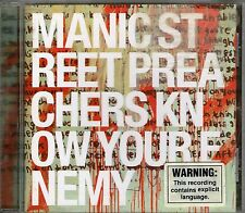 MANIC STREET PREACHERS-Know Your Enemy CD