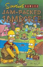 The Simpsons Comics Jam-packed Jamboree by Matt Groening (Paperback, 2006)