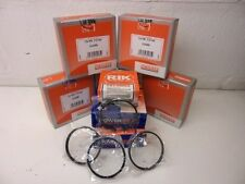"PEUGEOT 206 207 307 308 407 PARTNER 1.6 16v HDi ENGINE PISTON RINGS SET ""NEW"""