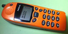 Original Nokia 5110 ORANGE Handy D1 D2 Netz Rarität  Mercedes Audi VW Holand MB