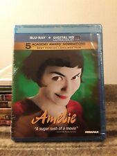 Amélie 2001 Blu Ray Dvd 2011 Amelie Romance Comedy