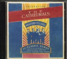 "THE CATHEDRALS....""MASTERS OF GOSPEL""....""15 CLASSIC SONGS""........OOP GOSPEL CD"