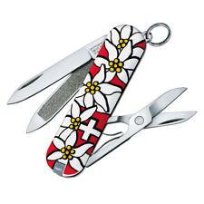 Victorinox Kleines Taschenwerkzeug Classic SD Edelweiss 5,8cm Taschenmesser