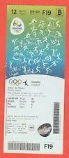 ORIG. ticket juegos olímpicos de río 2016/balonmano angola-brasil!!! Top