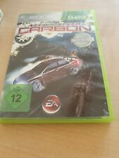 Microsoft Xbox 360 game - Need for Speed: Carbon boxed