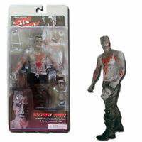 NECA Frank MILLERS Sin City Bloody Marv Black and White Series 2 Action Figure