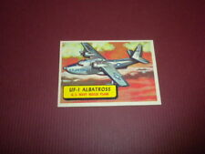 PLANES trading card #13 TOPPS 1957 Army Navy Air Force AIRPLANES OF THE WORLD