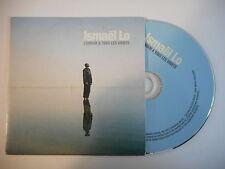 ISMAEL LO : L'AMOUR A TOUS LES DROITS [ CD SINGLE PORT GRATUIT ]