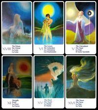 NEU! Rarität! Spirit Tarot Deck 2007 Sammlerstück 78 Tarotkarten
