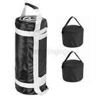 3 PCS 66lbs Weighted Lifting Sandbag Boxing Fitness Physical Training Bag  Set