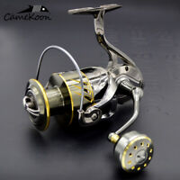 Saltwater Fishing Sturdy CNC Aluminum Frame 10 Stainless Steel BBs Spinning Reel
