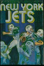 """""""RARE"""" NEW YORK JETS 1971 PUZZLE (SEALED)"""