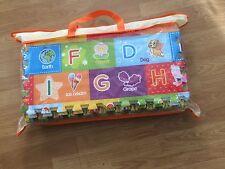 Puzzle PLAY MAT istruzione BABY KIDS GAME in schiuma morbida Picnic Tappeto 175x120cm