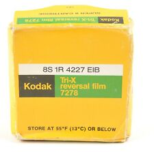 Kodak Tri-x 7278 Super 8 Cartridge