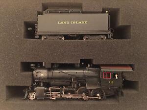HO Broadway Limited Long Island H10s 2-8-0 Steam Locomotive LIRR #110 DCC SOUND