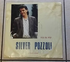 Silver Pozzoli – Step By Step (Extended Version) - Many Records MN 553 - 1985 -