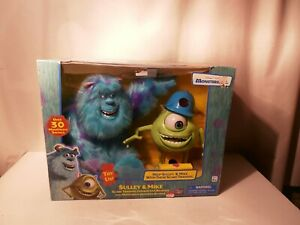 Sulley & Mike Disney Monsters Inc Interactive Buddies