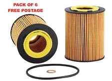TRANSGOLD Oil Filter R2592P - FOR BMW 320i 323i 325i E46 E36 - BOX OF 6