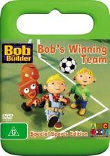 Bob The Builder - Bob's Winning Team (DVD, 2006)