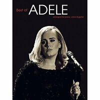 The Best of Adele (PVG) by Music Sales Ltd (Paperback, 2016)