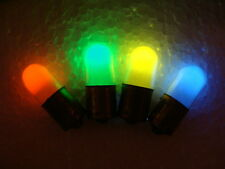 50pcs Yellow Neon Light Bulb, Indicator
