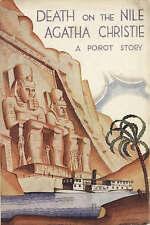 Death on the Nile (Poirot) by Agatha Christie (Hardback, 2006)