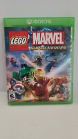 LEGO Marvel Super Heroes Microsoft Xbox One with Manual Complete