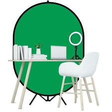 More details for greenscreen backdrop blue/green 1.5m x 2m youtube tiktok home working zoom chat