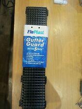 FloPlast Gutter Guard- 5 Metre Pack - New