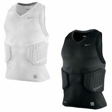 Nike Pro Combat Vis-Deflex Basketball Padded Sleeveless Mens Top 371054