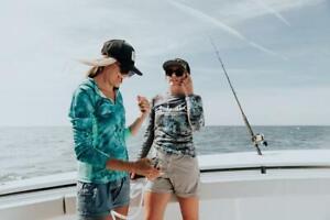 HUK Women's Icon Camo Long Sleeve Performance Shirt--Pick Color/Size-Free Ship