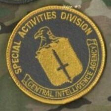 US EMBASSY TRIPOLI DIPLOMAT MISSION DSS CIA SAD MCESG vêlkrö burdock INSIGNIA DD