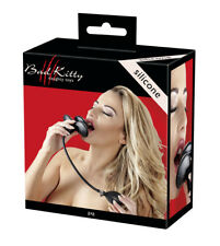 Gag gonfiabile con pompetta Silicone Role Play BDSM Bondage sextoy