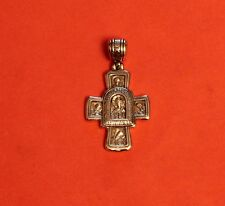 GOLD YELLOW 14K CROSS 9.6 GRAMS  (The Lord is the Almighty)