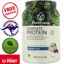 PlantFusion Complete Plant VEGAN PROTEIN Powder 900g (4 Flavours to Choose from)