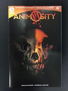 ANIMOSITY #5 - Aftershock Comics (Bennett,  De Latorre) 1st prints