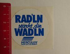 Aufkleber/Sticker: Hercules radln stärkt die Wadln (210317144)