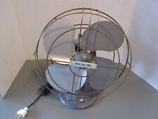 vintage polar cub desk fan/oscillating fan