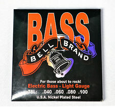 Bell Brand Bass Strings - Light Gauge