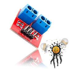 Leistungssensor / Power Sensor Volt + Ampere 0-3A Arduino→0-25V ESP8266→0-16,5V