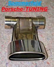 Porsche 987 981 Boxster Cayman Tequipment Endrohr Tail Pipe 981.111.261.00