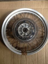 SUZUKI DR650 DR 650 REAR WHEEL AND DISC