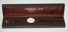 Vintage Bradley Quartz Mickey Mouse Womens Watch