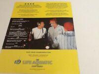 Life Aquatic Bill Murray Wes Anderson Steve Zissou  RARE  OSCAR AD 1
