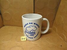 Meals On Wheels Solano County Coffee Mug, Headwind (Used/EUC)