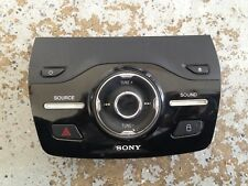 13 14 15 16 FORD ESCAPE SONY RADIO CD BEZEL DASH TRIM COVER FACE PLATE UNIT OEM