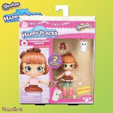 Shopkins Happy places Pampered Puppy THEATRE Lil 'shoppie Pack-Kiki Crème