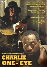 CHARLIE ONE EYE Richard Roundtree --- Blaxplotation 70'S BLACK CLASSICS NEW DVD