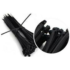 "100 - 1000 pcs 6"" to 12"" Industrial Wire Cable Zip Tie UV Nylon Plastic Ties"