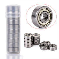 10pcs/set 605-ZZ Steel Miniature Bearings Ball Mini Bearing Kits 5mmx14mmx5mm